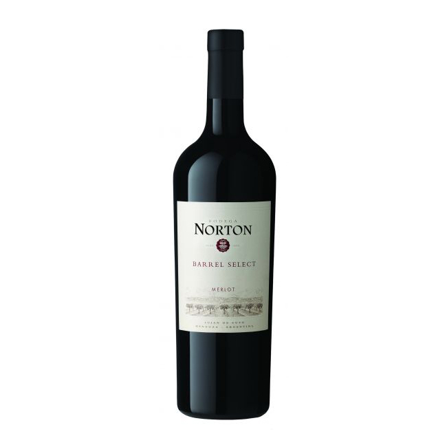 Norton Barrel Select Merlot