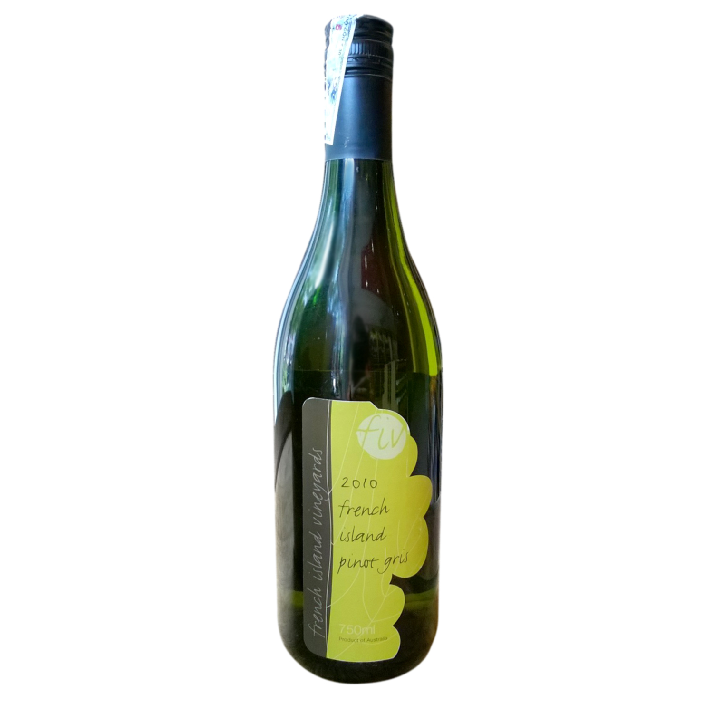 French Island Vineyard Pinot Gris