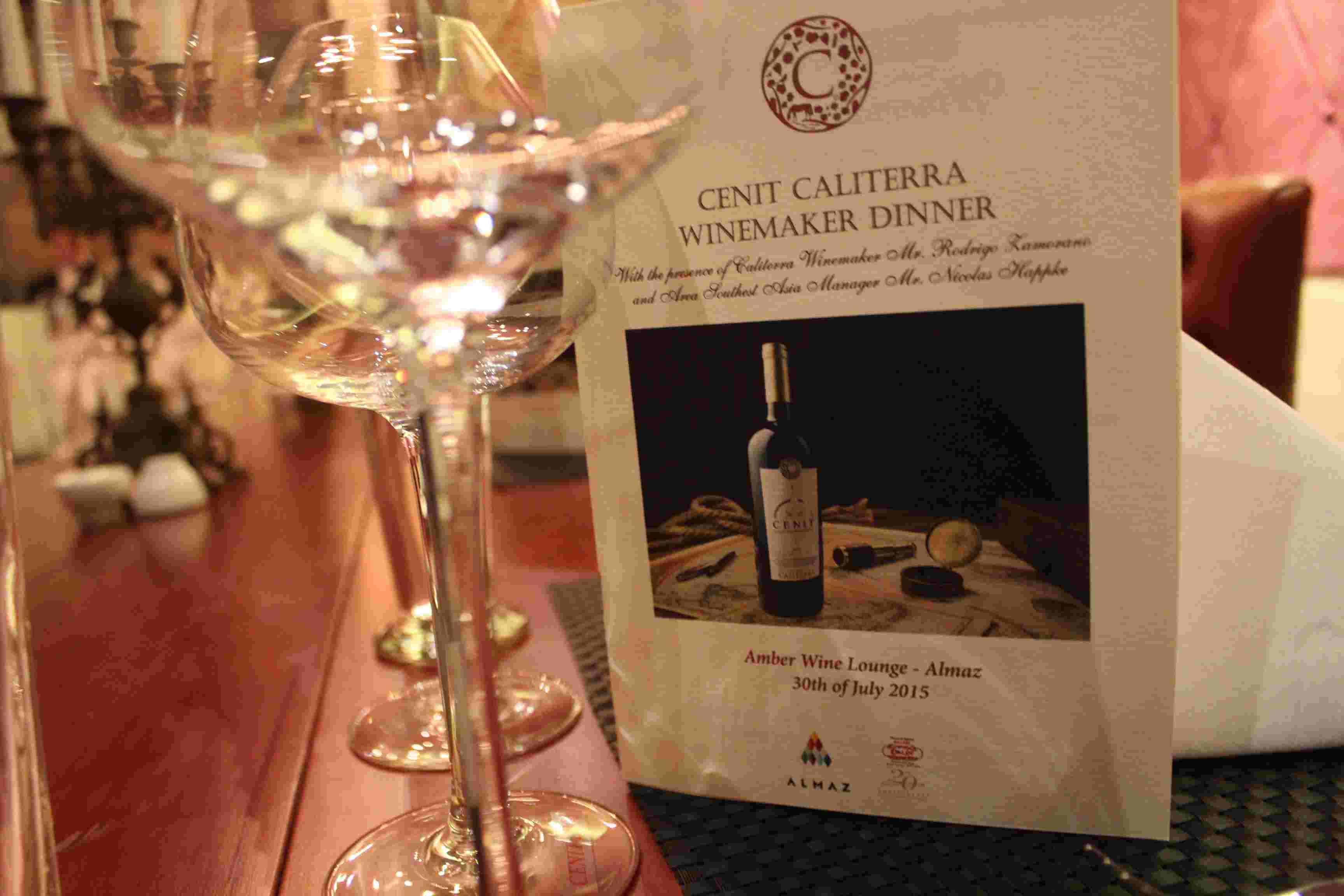 Caliterra Dinner- HN (7/2015)