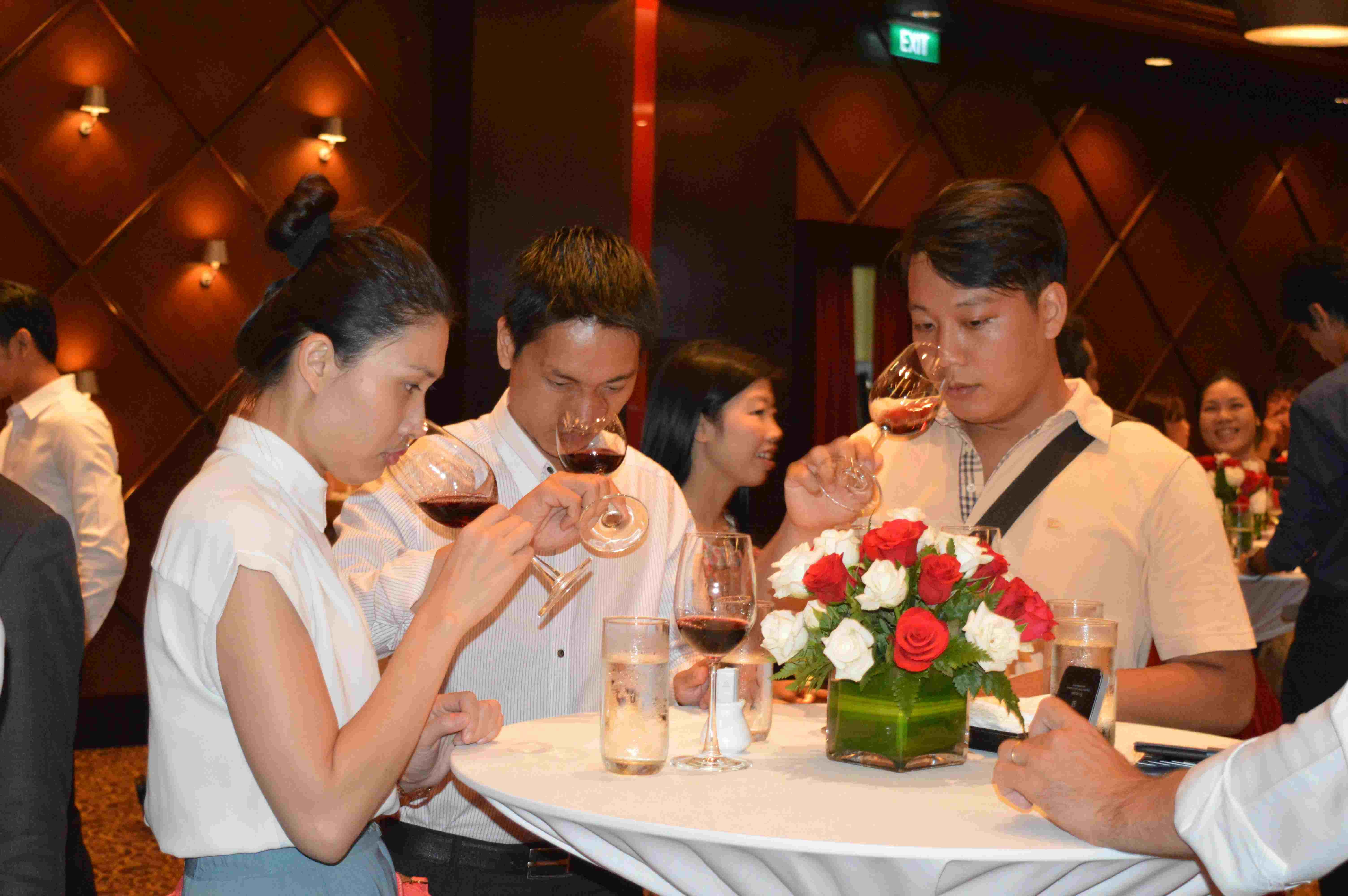Buổi giới thiệu Nobilo & Drylands- Nha Trang - HCM (9/2015)