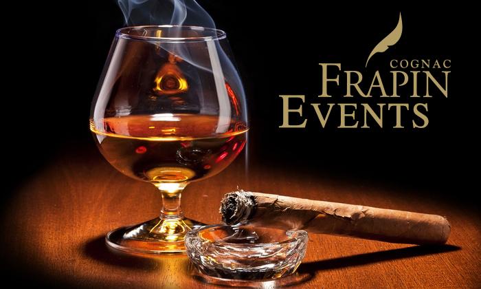 Cognac Frapin – Đỉnh cao nghệ thuật kết hợp với Cigar